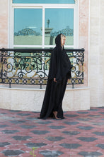 THE HOODED THROW / ABAYA