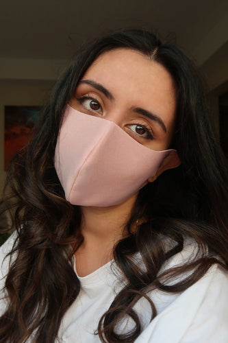 Baby Pink Mask
