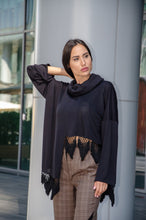 Ankle-Length Patchwork Pants in Dubai