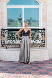 Trousers Women Wide Leg in Abu Dhabi