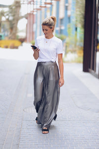 Trousers Women Wide Leg in UAE