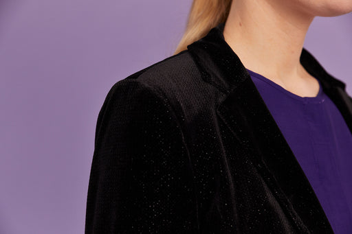 Viola blazer fra Soft Rebels