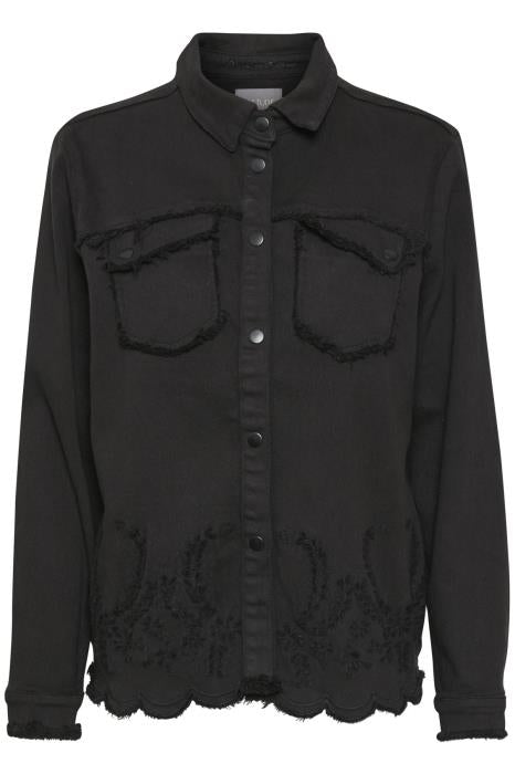 Charlot Shirt Jacket fra Culture