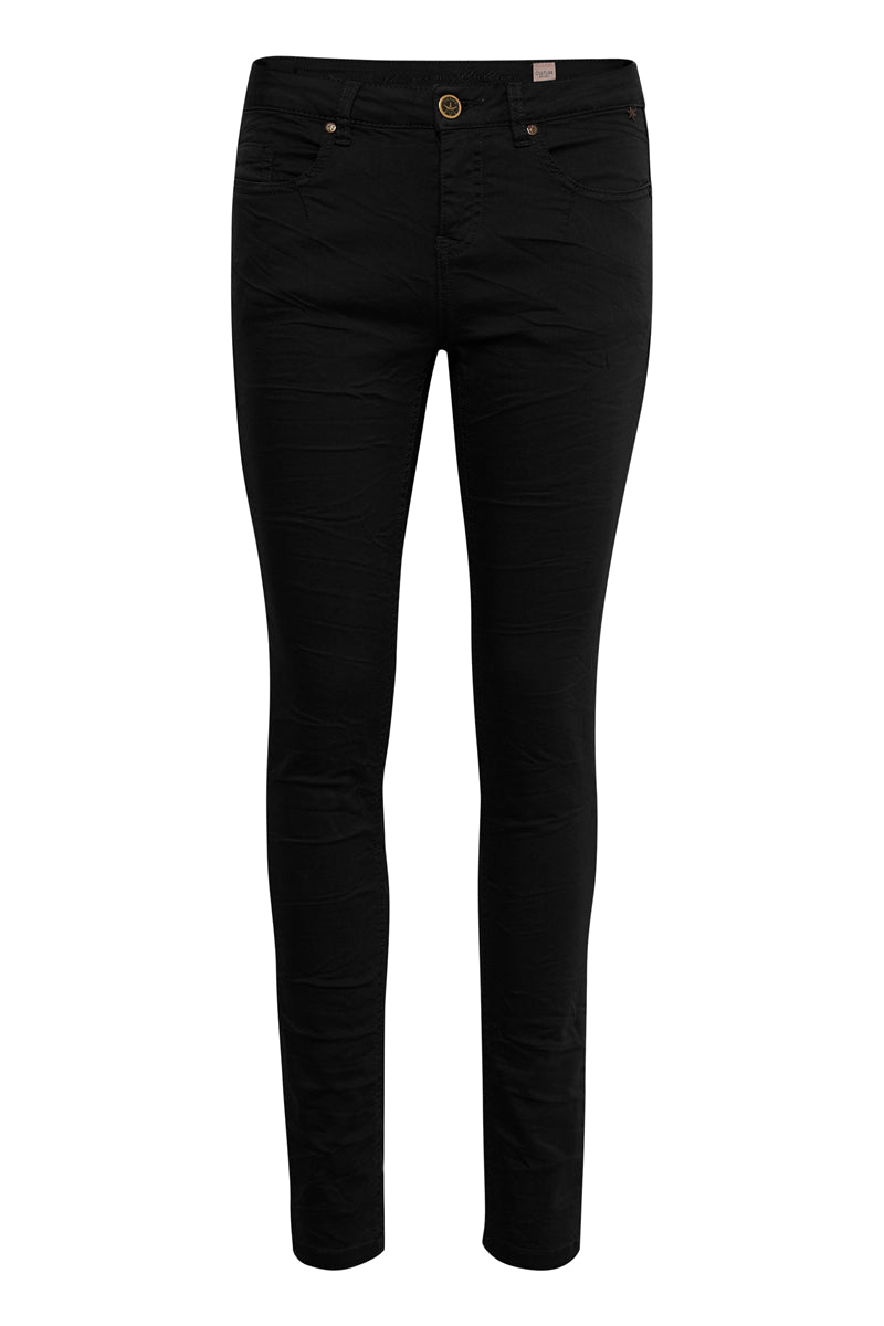 Jeans model Casja Jeannini Pant fra Culture sort