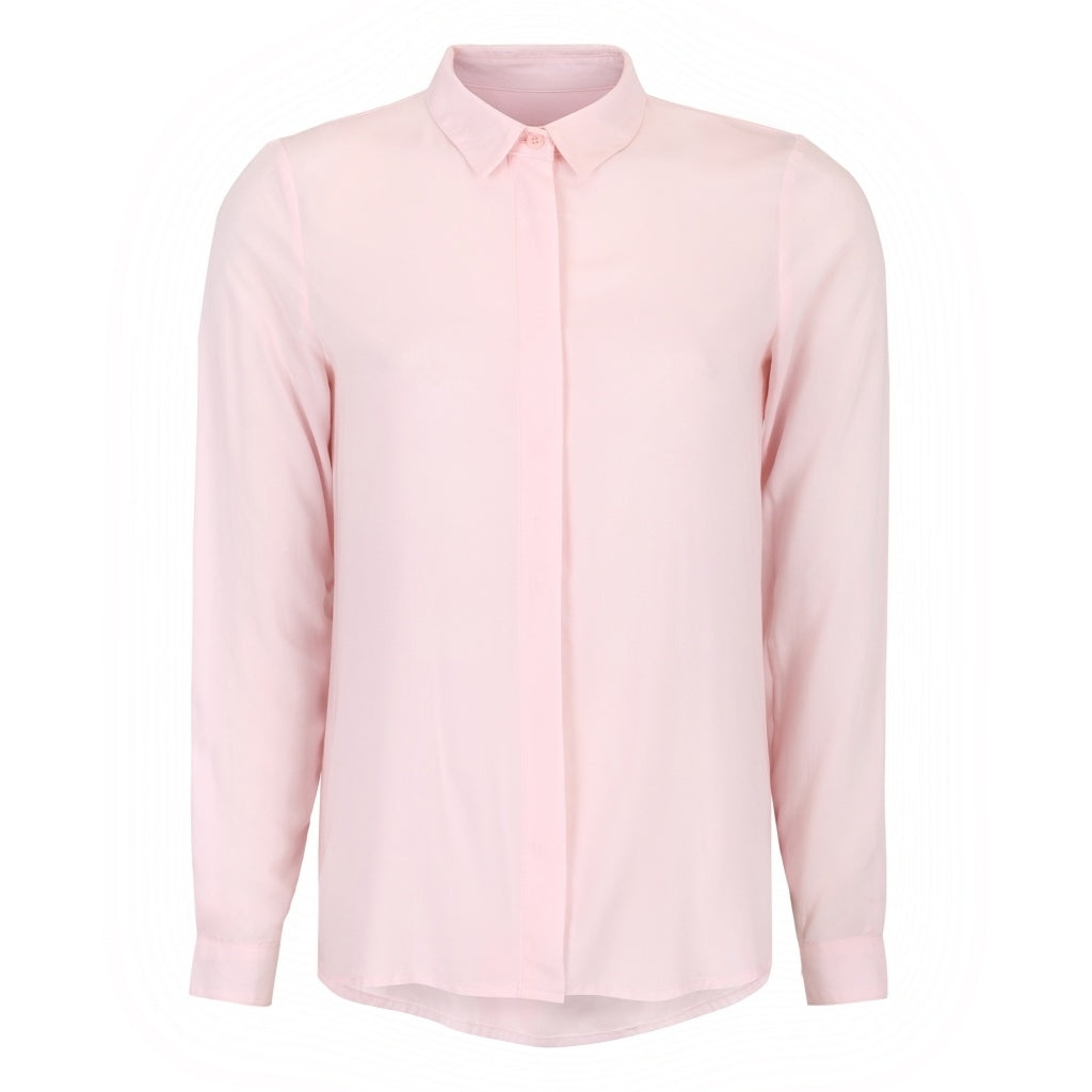 Freedom shirt fra Soft Rebels, rosa