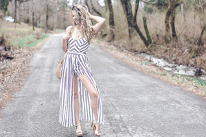 Born to Stand Out High-Low Maxi