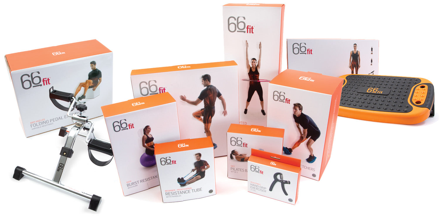 Exercise Product Range