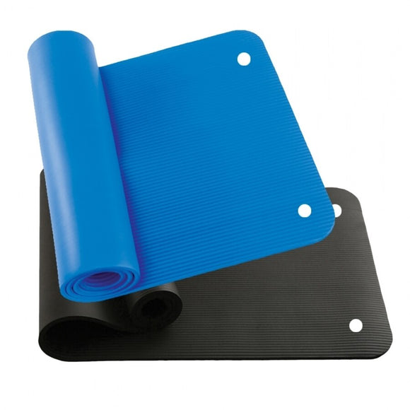 66fit Fitness Mat - 10mm Blue