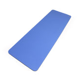 66fit Professional Exercise Mat - 17mm x 60cm x 180cm - Blue/Black