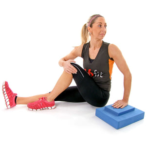 66fit Pilates Sitting and Head Block Set