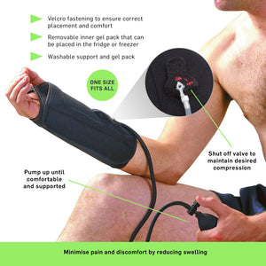 Wrist Cold Compression Cuff