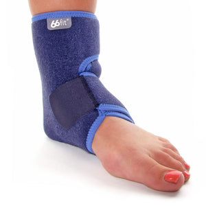66fit Elite Ankle Support With Figure of 8 Strap