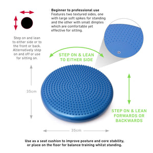 66fit Balance Cushion - 35cm