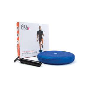 66fit Advanced Balance Cushion & Pump - 35cm