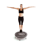 66fit Trampoline - Black - 95cm