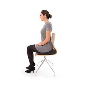 66fit Large Coccyx Cushion