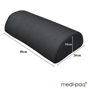 Medipaq Half Moon Memory Foam Cushion Pillow
