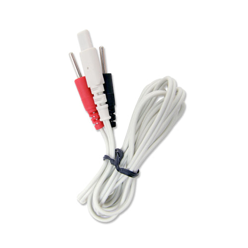 NeuroTrac TENS/EMS Machine Lead Wires x 2pcs