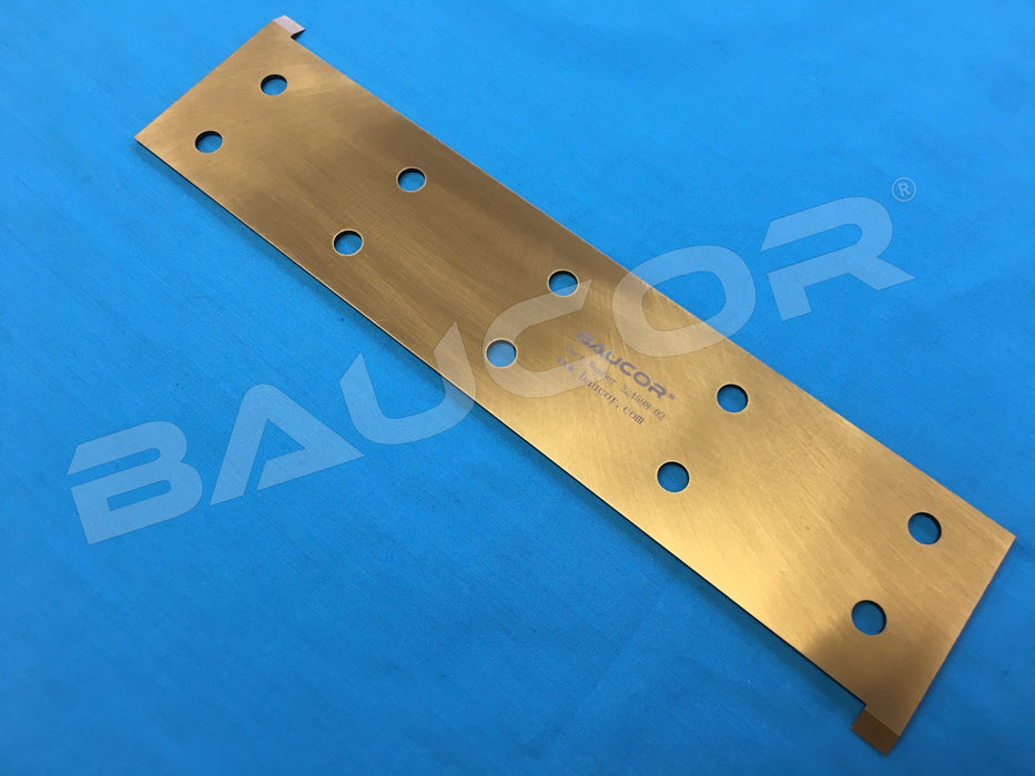280mm Long Straight Knife Blade - Part Number 324598
