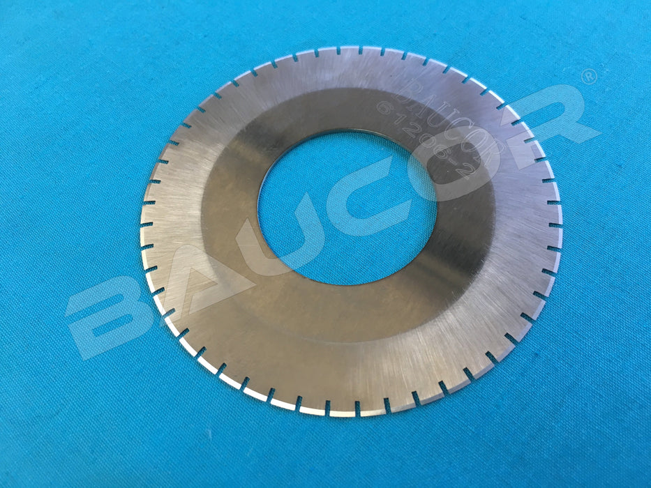 75mm Diameter Slicing / Perforating Blade - Part Number 5401