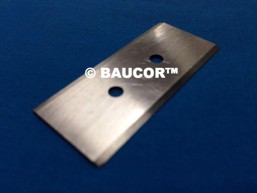 43mm Long Straight Razor Blade - Part Number 5036
