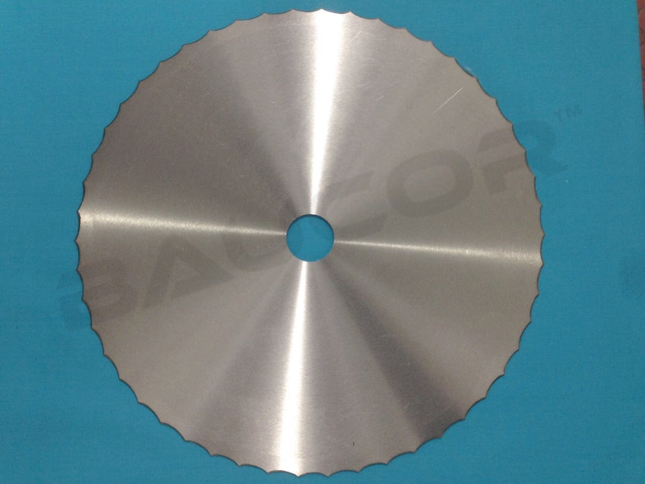 Circular Serrated Blade - Part Number 5018