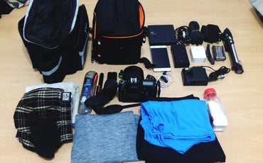 Travel Tips: Packing Your Carry-On