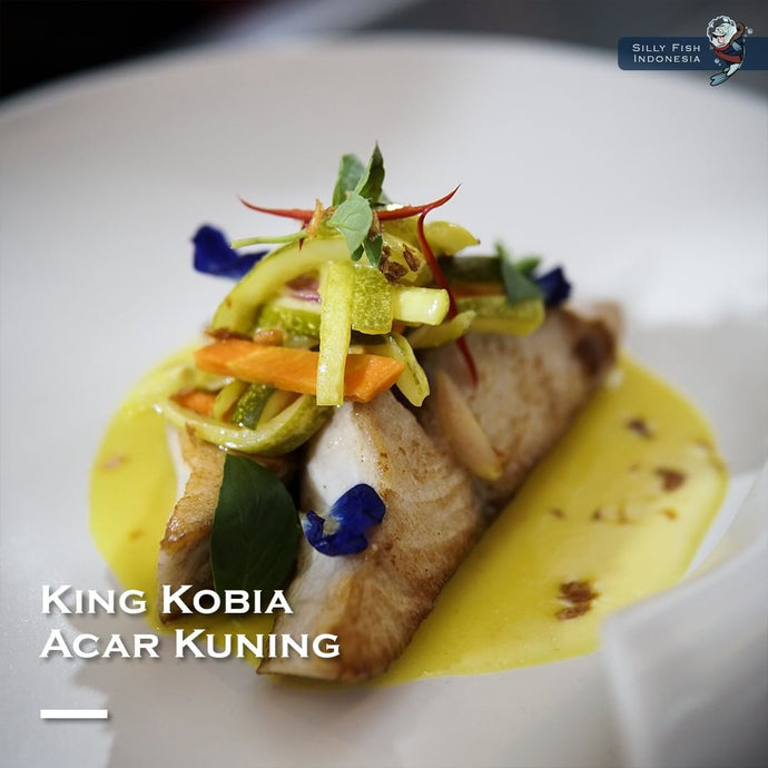 Recipe of the month : King Kobia Natural Fillet