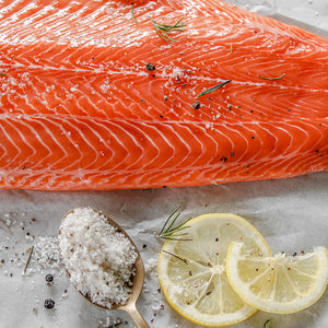 Norwegian Trout Fillet Whole