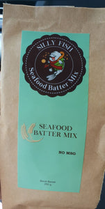 Silly Seafood Batter Mix 125g