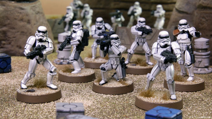 How To Get Started Star Wars Legion