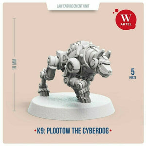 Artel Miniatures - L.E.U K9 Plootow 28mm New