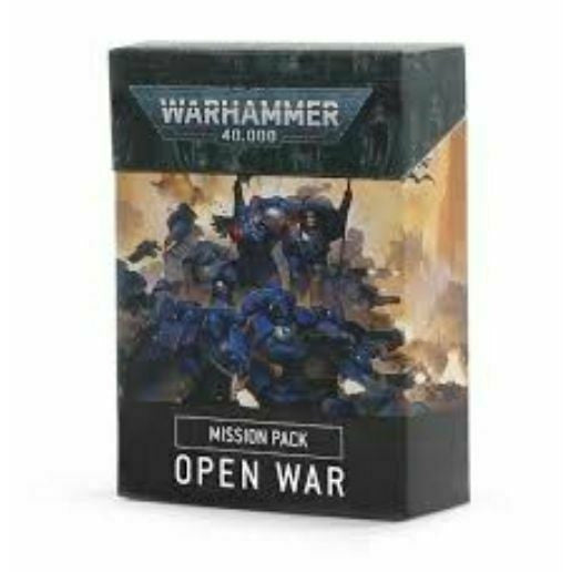 Warhammer WH40K: MISSION PACK: OPEN WAR New