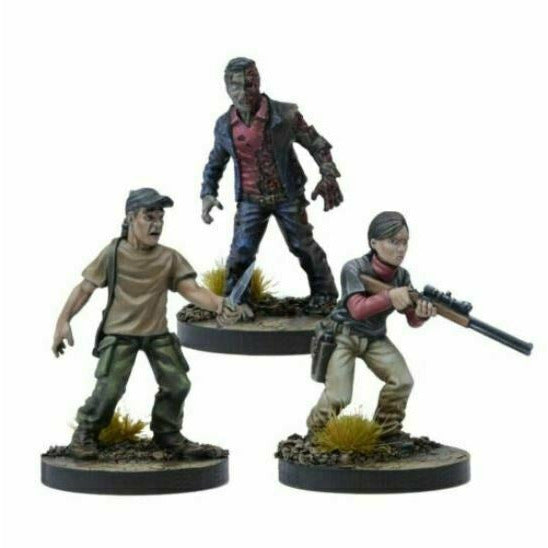 The Walking Dead: W4 Lilly Booster New - TISTA MINIS