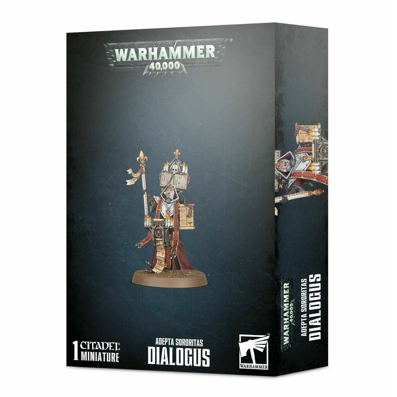 Warhammer Sisters of Battle ADEPTA SORORITAS DIALOGUS New