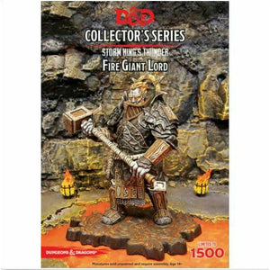 Dungeons & Dragons Collector's Series - Fire Giant Lord New