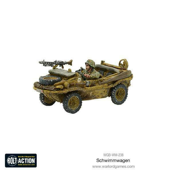Bolt Action German Schimmwagen New
