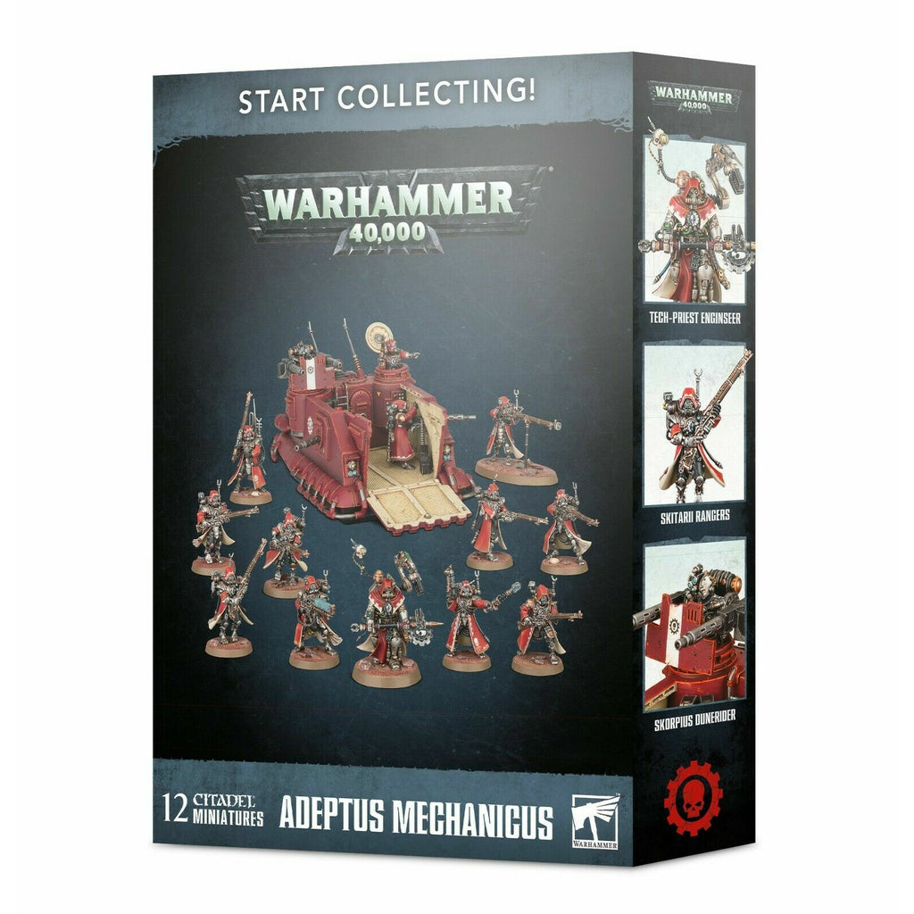 Warhammer Start Collecting Skitarii New - TISTA MINIS