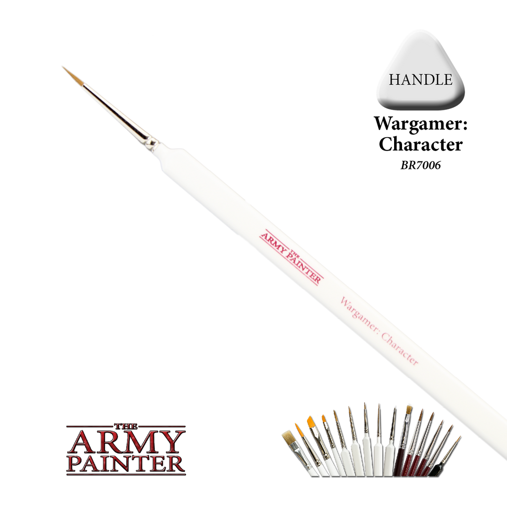 Army Painter Hobby Brush - Character Brush BR7006 New - TISTA MINIS