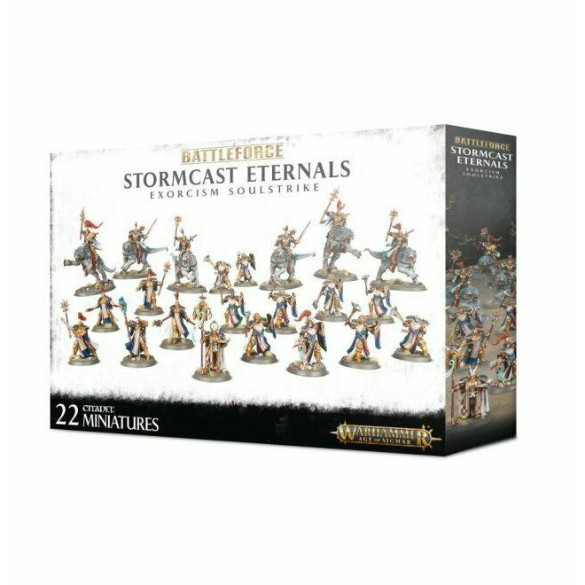 Warhammer Stormcast Eternals Battleforce New