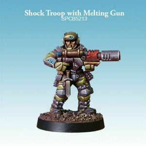 Spellcrow Shock Troop with Melting Gun - SPCB5213