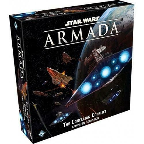 Star Wars: Armada: The Corellian Conflicts New