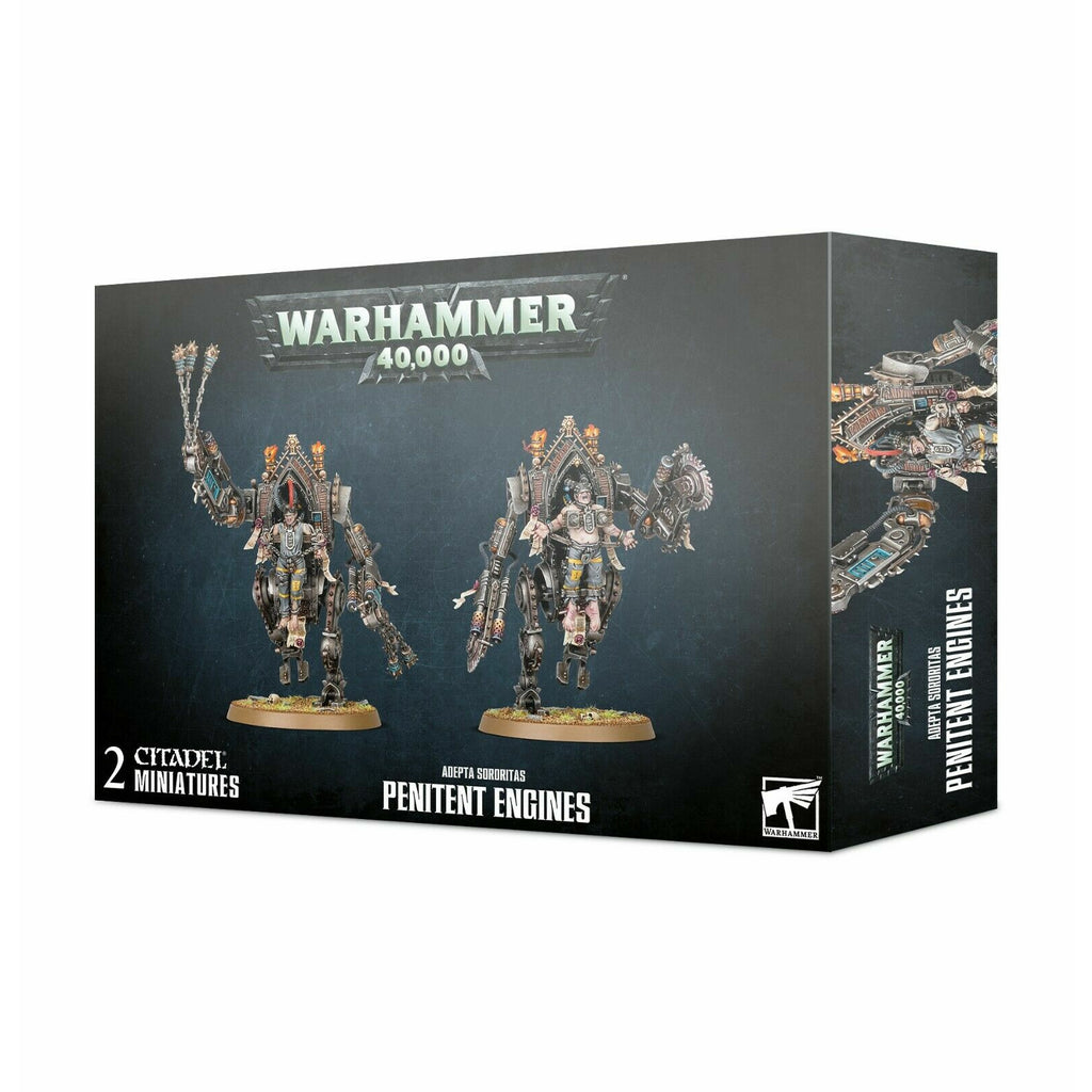Warhammer Sisters of Battle ADEPTA SORORITAS PENITENT ENGINES New