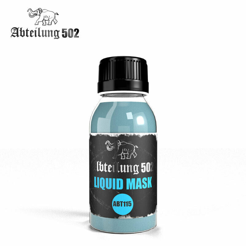 Abteilung502 Liquid Mask 100 ml New - TISTA MINIS