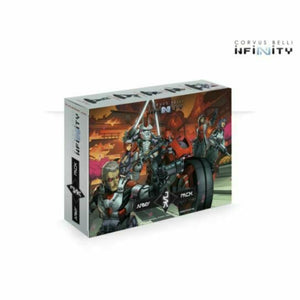 Infinity: Non-Aligned Armies JSA Sectorial Army Pack New