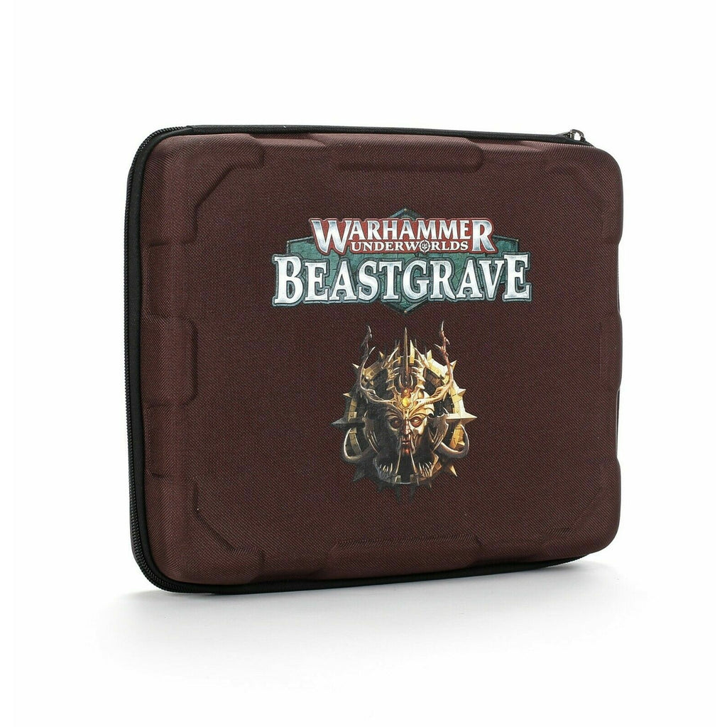 Warhammer  UNDERWORLDS: BEASTGRAVE CARRY CASE New | TISTAMINIS