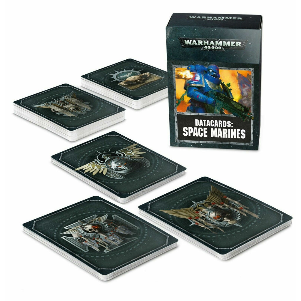 Warhammer DATACARDS: SPACE MARINES New