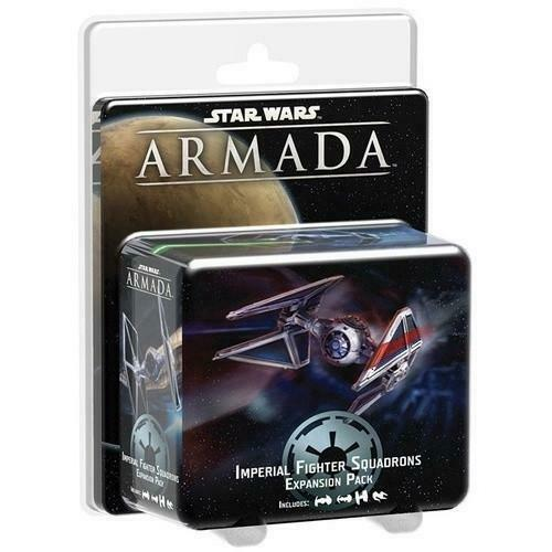 Star Wars: Armada: Imperial Fighter Squadrons Expansion Pack New