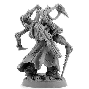 Wargame Exclusive CHAOS PRIMOGENITOR 28mm New - TISTA MINIS