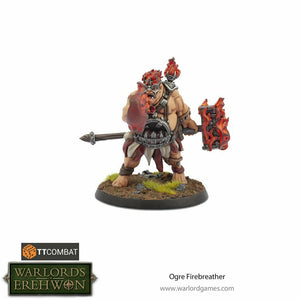 Warlords of Erehwon: Ogre Fire Breather New